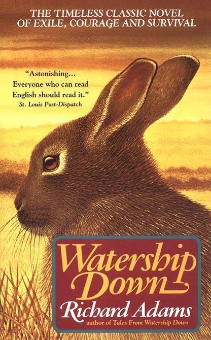 Watership Down door Richard Adams