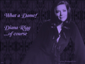 What a Dame! - diana-rigg wallpaper