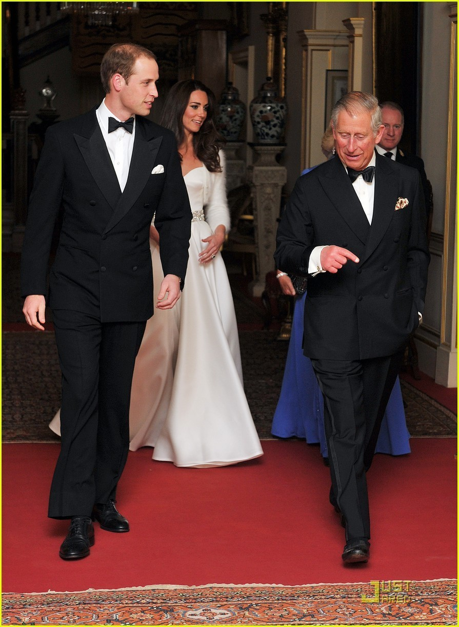 William Kate Prince William And Kate Middleton Photo