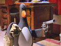 Wrong Trousers - penguin - wallace-and-gromit photo