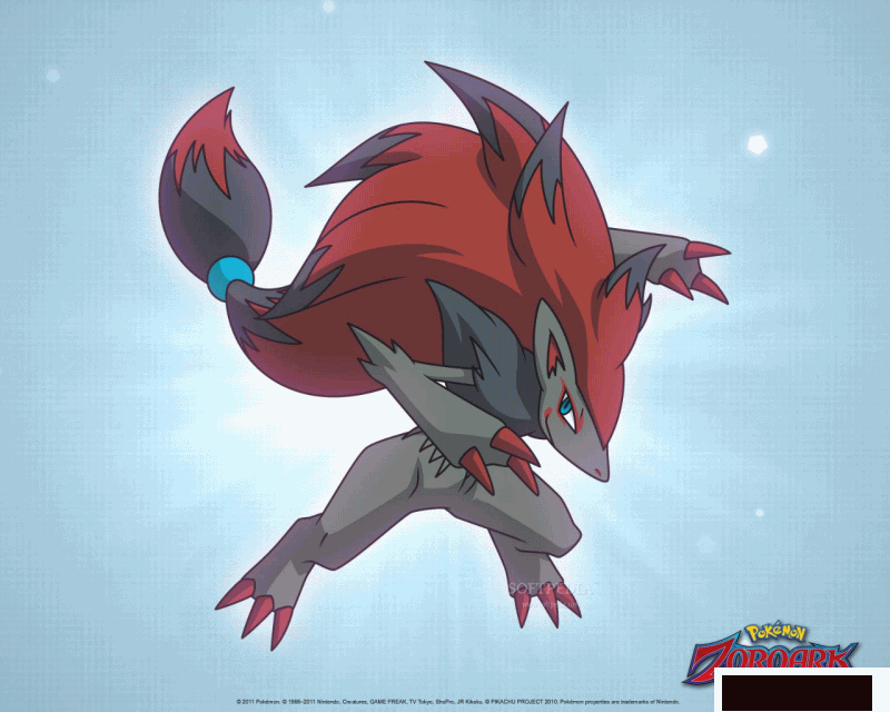 Pokémon Images Zoroark Hd Wallpaper And Background Photos 21575965