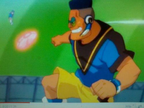 air soccer!