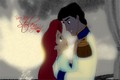 ariel and eric - classic-disney photo