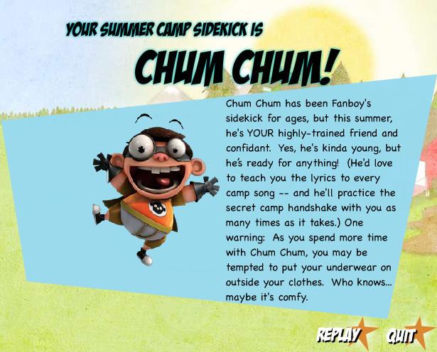 chum chum