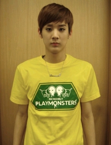 chunji - teen-top Photo