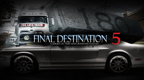 Final Destination 5 wallpaper possibly with a carriageway entitled final, destination, 5 Wallpaper