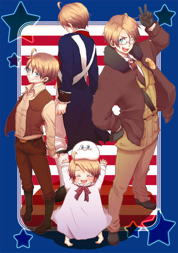 Hetalia Axis Powers - Incapacitalia