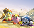 super-smash-bros-brawl - kirby krew screencap
