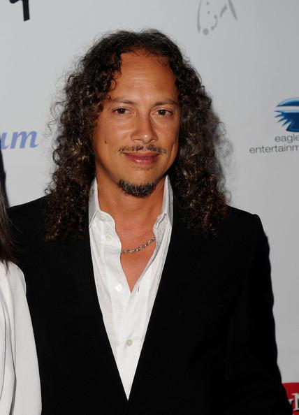 Kirk Hammett - Images Hot