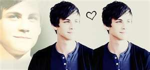 logan lerman<3333 he is soooo hot!