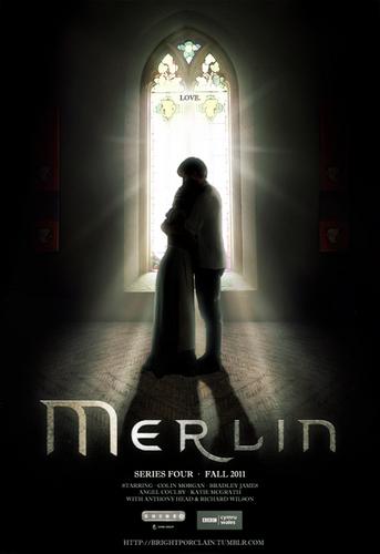 merlin poster fanmade season 4