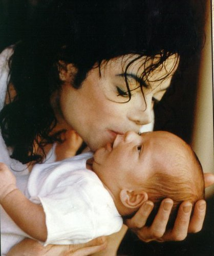 michael with little prince