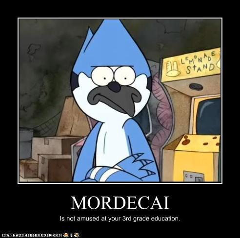 Regular Show images mordecai wallpaper and background photos