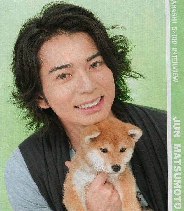Jun Matsumoto images our jun!! HD wallpaper and background photos ... Facebook Comment Photo Download