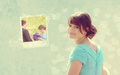 rachel and finn wallpaper - lea-michele wallpaper
