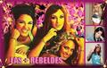 rbd girls - anahi-and-dulcemaria-and-maite photo