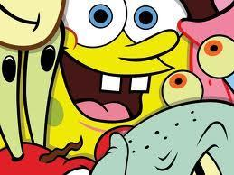 spongebob and the gang - spongebob-squarepants Photo