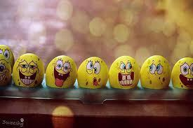 spongebob eggs