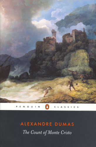 the Count of Monte Cristo door Alexandre Dumas