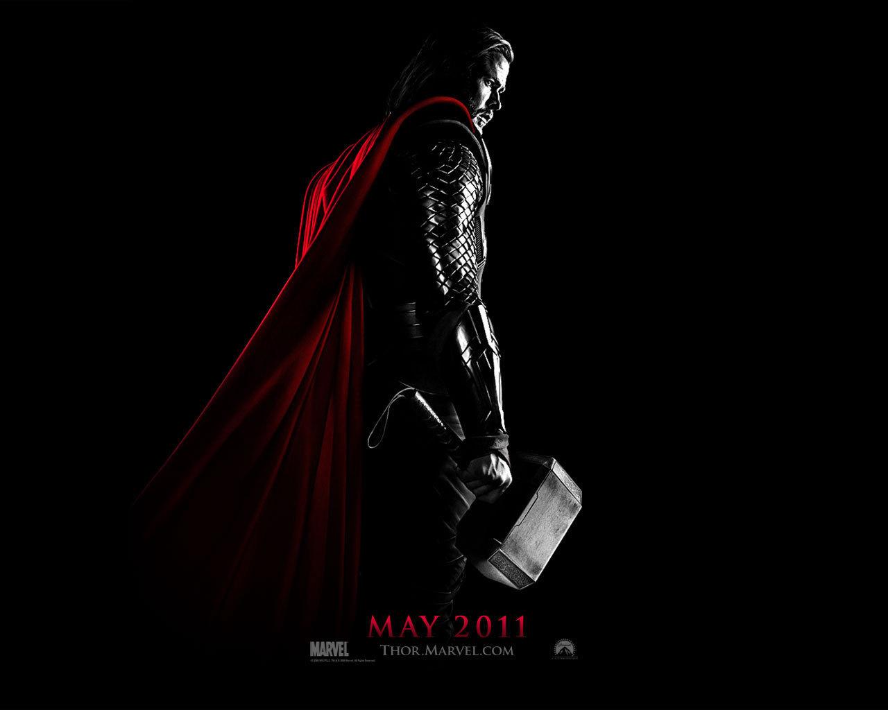 Thor Fighting Mobile Wallpaper Wallpaper
