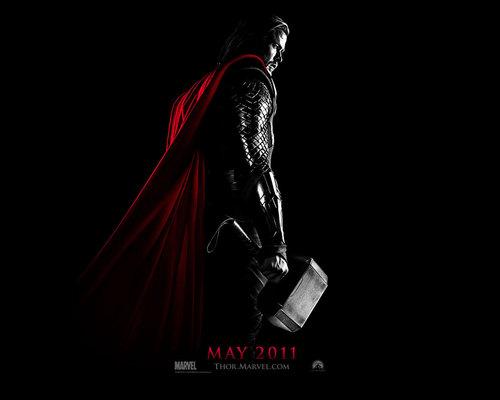 Thor achtergrond entitled thor