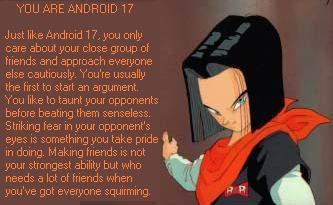 আপনি are android 17