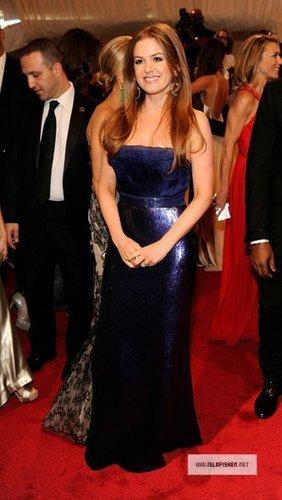 """Alexander McQueen: Savage Beauty"" Costume Institute Gala 2011"
