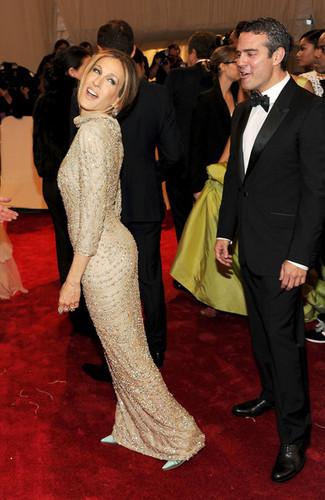 """Alexander McQueen: Savage Beauty"" Costume Institute Gala At The Metropolitan Museum Of Art"