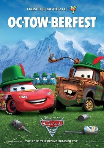 Disney Pixar Cars 2 wallpaper called :)