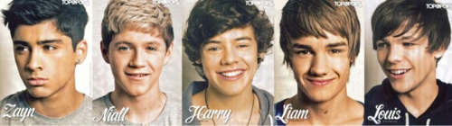 1D = Heartthrobs - Banner! (Enternal Love) 上, ページのトップへ Of The Pops! 愛 1D Soo Much! 100% Real ♥
