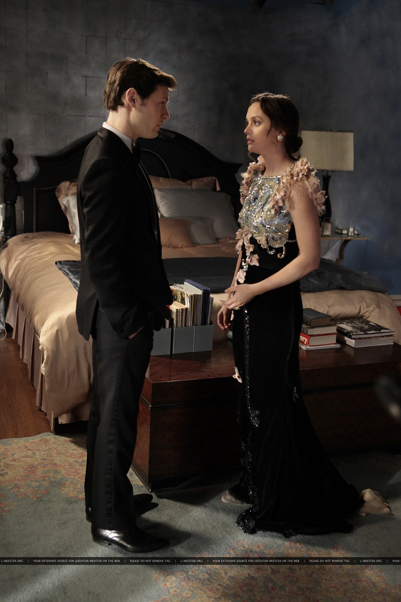 Blair & Louis images 4.22 Episode Still HD wallpaper and ...