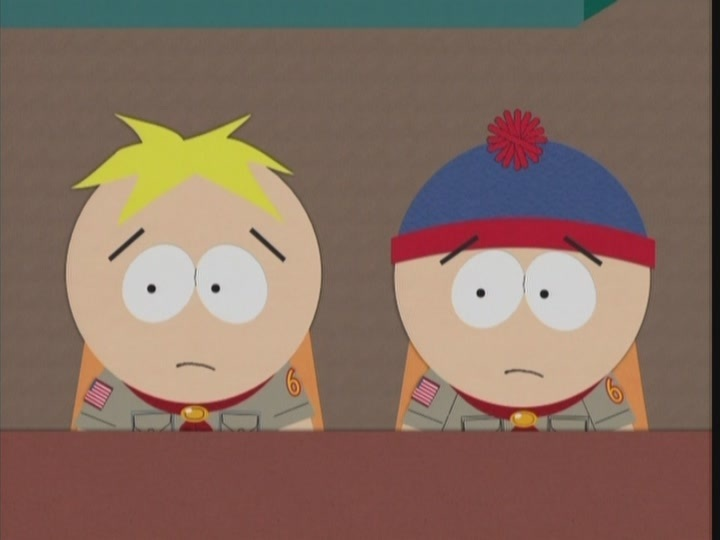 Humancentipad south park quotes about crippled