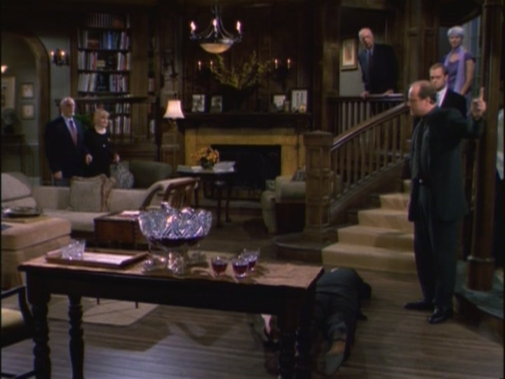 Frasier Images 6x18 Taps At The Montana Hd Wallpaper And Background Photos