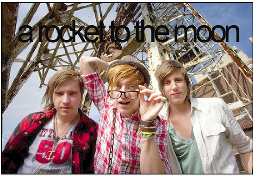 A Rocket To The Moon!