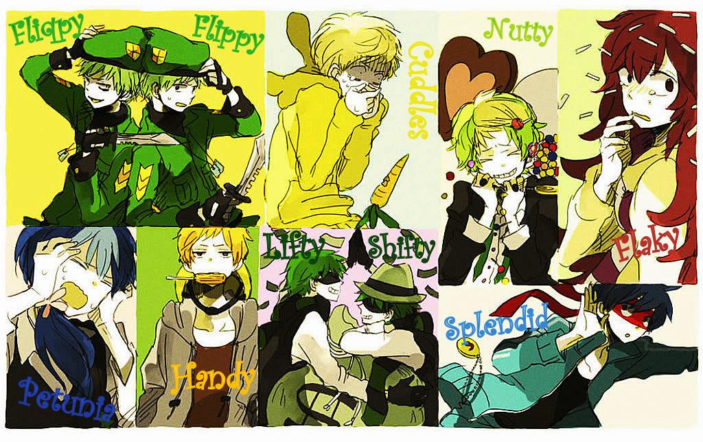 happy tree friends anime - photo #6