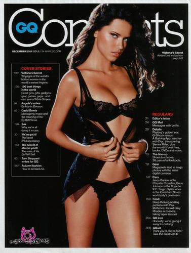 Adriana [GQ] 2003