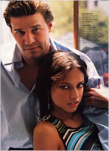 Adriana [Glamour US] 2000