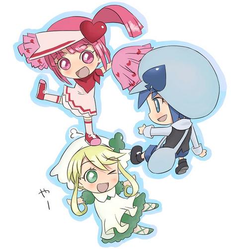 Amu-chan's SHUGO CHARA