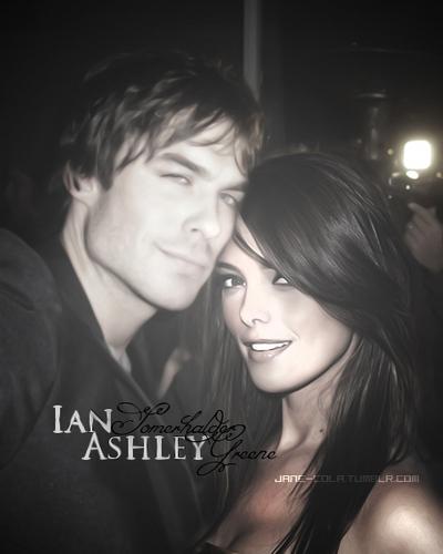 Ashley&Ian <3