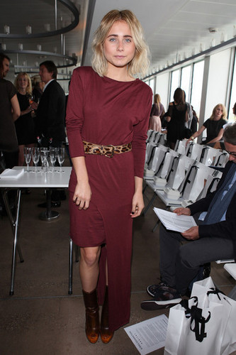 Australian Fashion Week 2011.