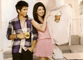 BRU ad photoshoot - shahid-kapoor-and-priyanka-chopra photo
