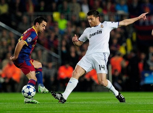 Barcelona vs Real Madrid 1-1