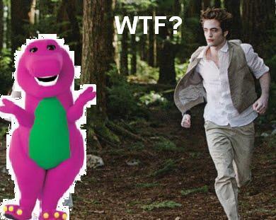 Barney/Edward aléatoire