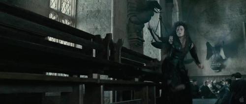 Bellatrix in DH part 2