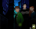 Ben 10 Alien Force - funkyrach01 wallpaper