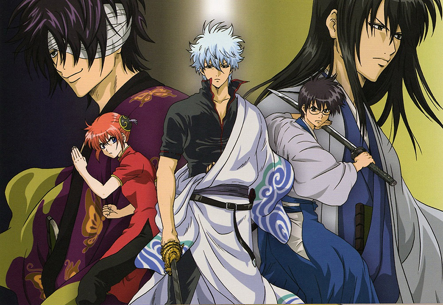 Gintama - Photo Colection