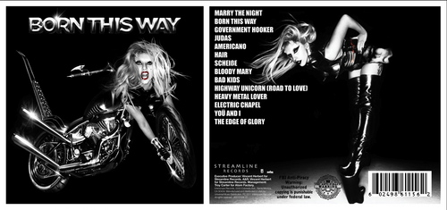Born This Way (Standard Edition)