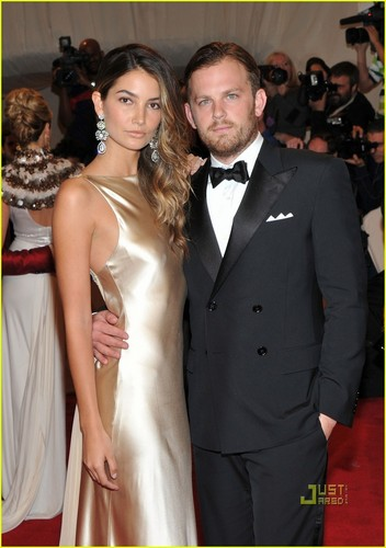 Caleb Followill: MET Ball with Lily Aldridge!