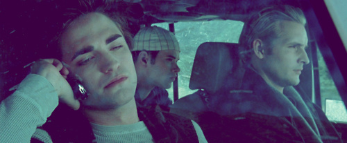 Carlisle, Edward and Emmett