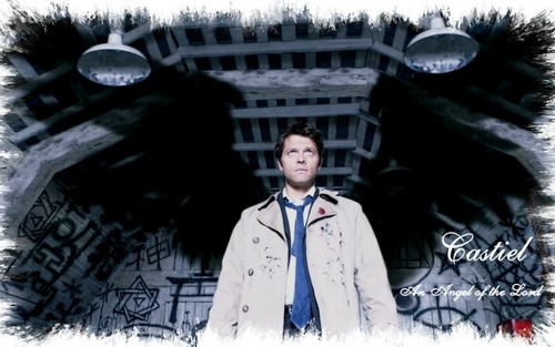 Castiel wallpaper called Castiel